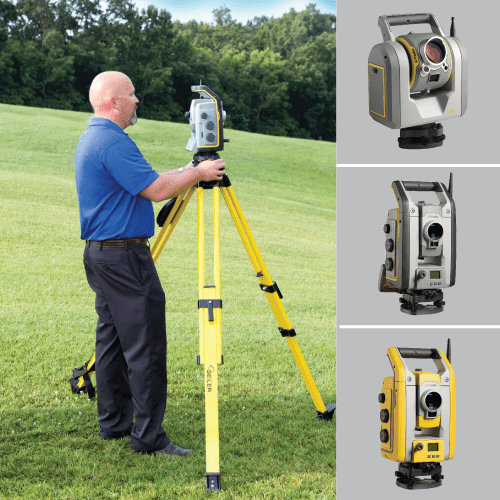 Trimble Total Stations, Sx10, S7, S5
