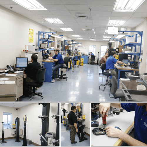 Service, Repairs, Calibration, Instrument Repair
