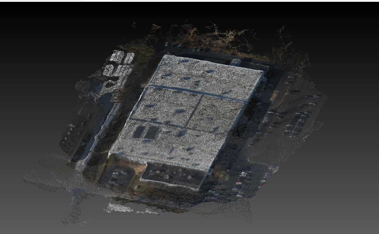 Point Cloud Data - Seiler Instrument