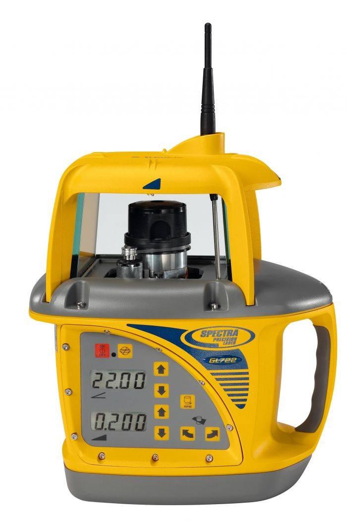 Spectra Precision Grade Laser GL722