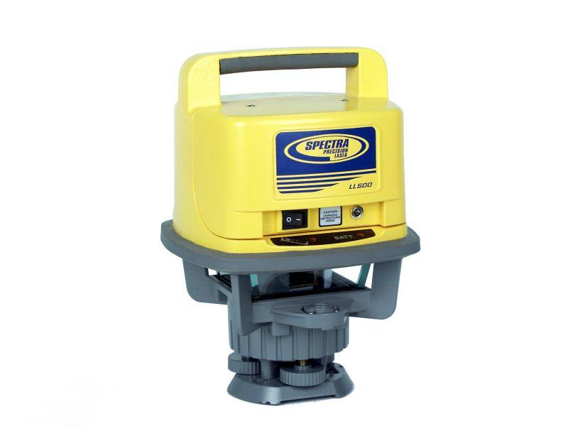 Spectra Precision Laser Level LL500