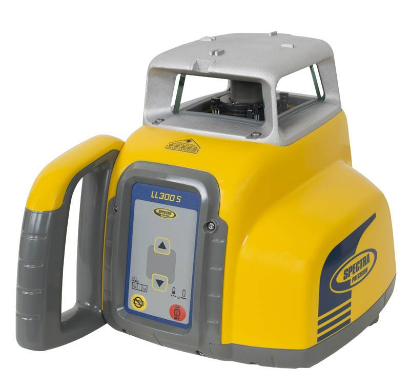Spectra Precision Laser Level LL300S
