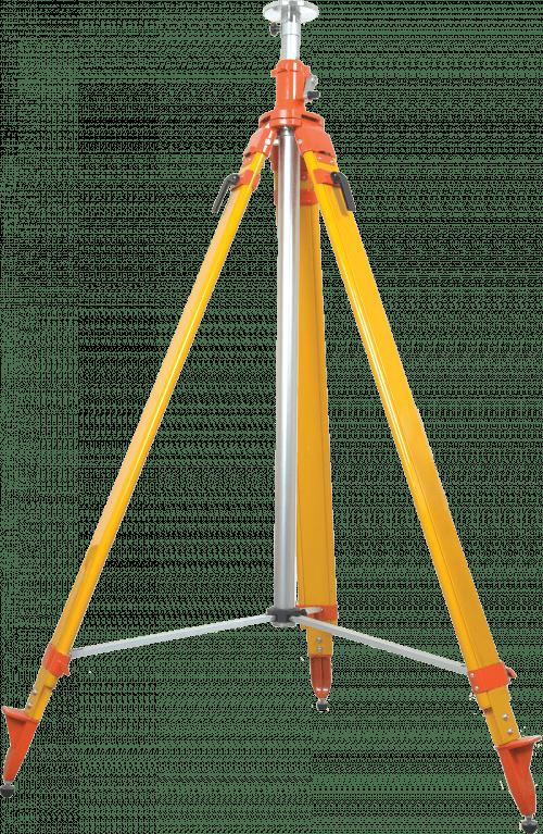 Seco Extra Tall Fiberglass Elevator Tripod